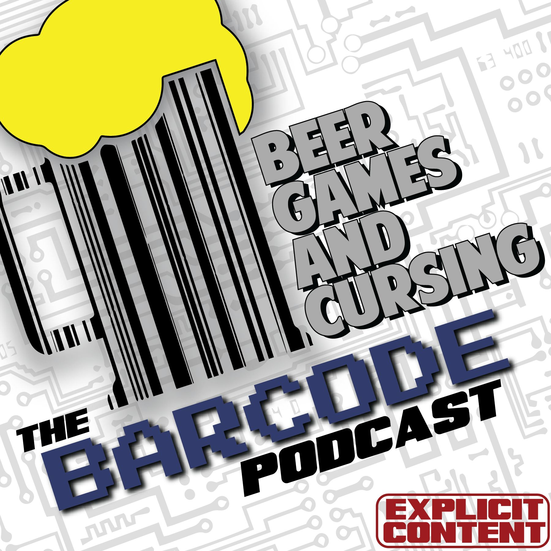 Barcode Podcast - Beer, Games, & Cursing